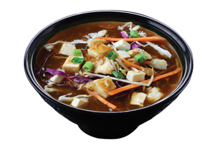 Hot And Sour Soup - Vegetable