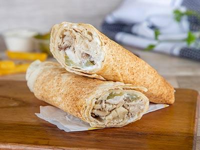 Shawarma Wrap Sandwich
