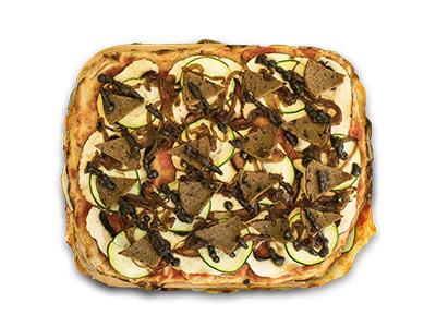 Truffled Vegan Pinza -13 Inches