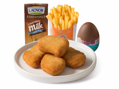 Kids Nuggets Meal
