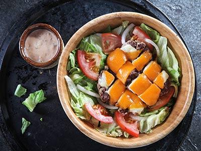 Jimmy's Salad