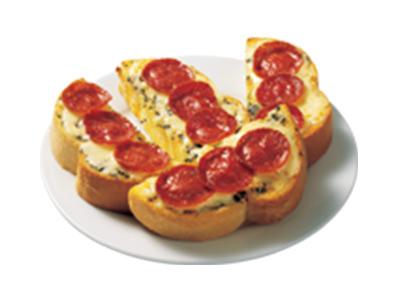 Garlic Bread Super Supreme