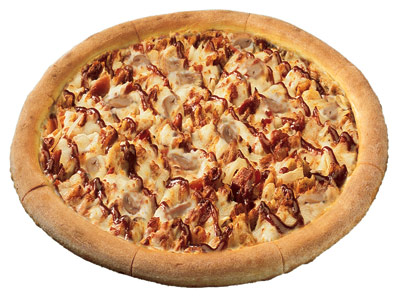 Chicken Bbq Medium Pizza