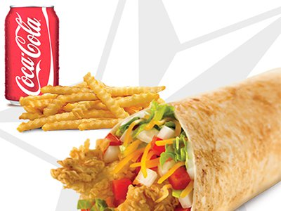 Tex Wrap Meal Original
