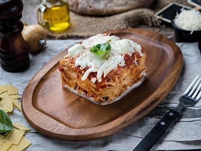 Mixed Vegetable Lasagna