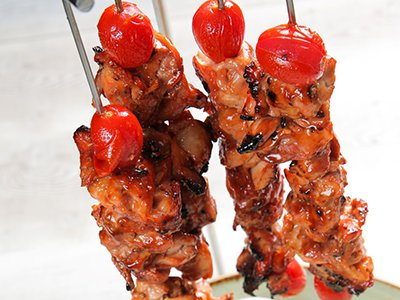 Boneless Bbq Chicken (pinoy Style)