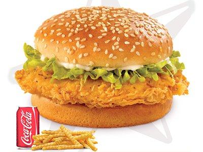 Chicken Crunch Meal Spicy