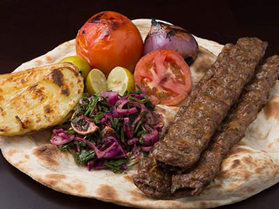 Kabab Marinated In Al Khettars Special Spices