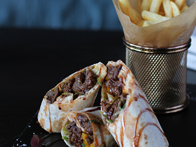 Carne Wrap