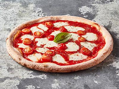 Margherita With Buffalo Mozzarella Pizza