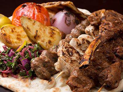 Al Khettar's Special Mix Grill - Regular