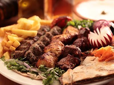 Bab Sharqi Mix Grills