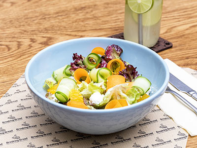 Orange Blossom Salad