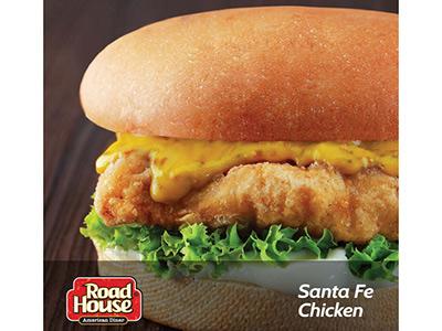 Santa Fe Sandwich
