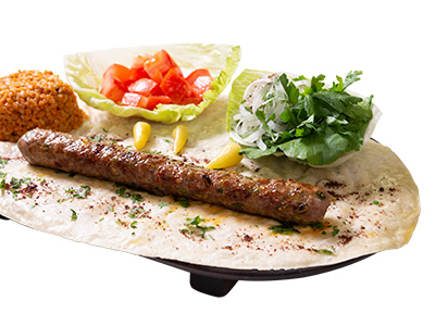 Vezir Kebab With Pistachio
