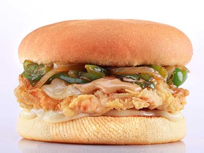 Crispy Fajita Chicken Sandwich