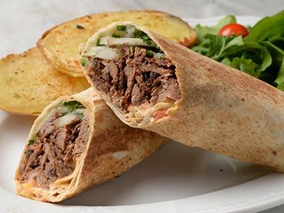 Beef Shawarma Sandwich