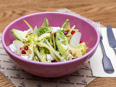 Avocado & Green Apple Salad