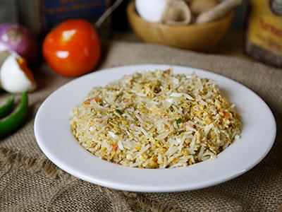 Rice Bhurji