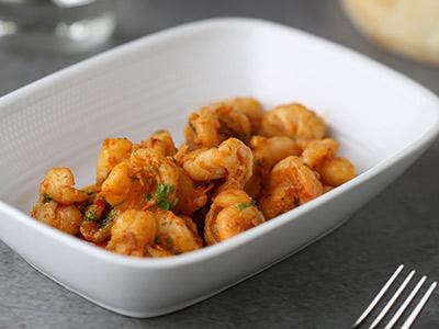 Shrimps Provensal