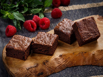 Slimmed Down Brownie