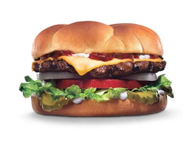 Big Deluxe Burger