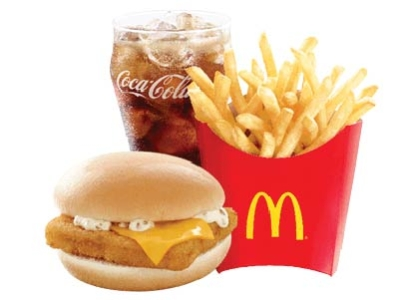Filet-o-fish Meal