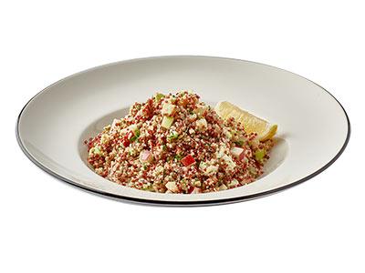 Quinoa And Apple