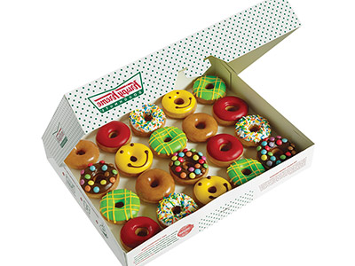 Mini Mix Doughnuts