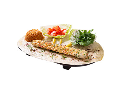 Chicken Urfa Kebab