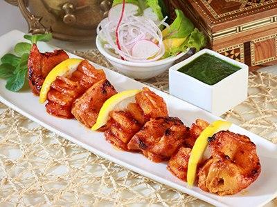 Murgh Chatpata Kabab