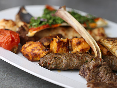 Levantine Special Mixed Grill