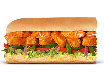 Chicken Tikka 6 Inch Sandwich