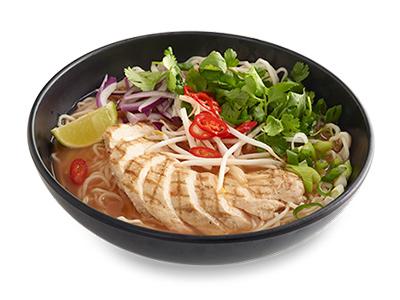 Chili Chicken Ramen