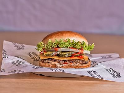 12 Combo Burger