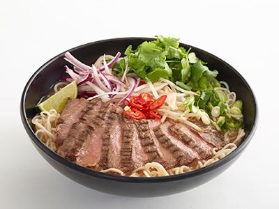 Steak Chili Ramen