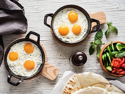 Eggs Your Way Platter