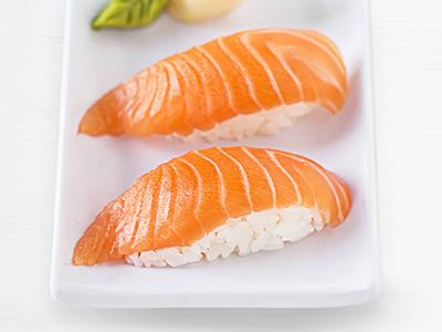 Sushi Salmon- Sake