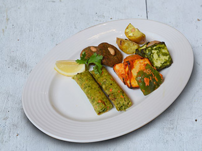 Veg Tarah Ke Kabab