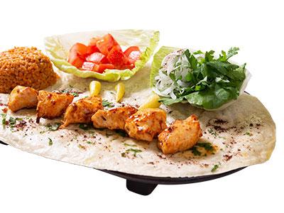 Shish Chicken Kebab