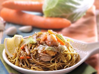 Stir Fry Canton Noodles