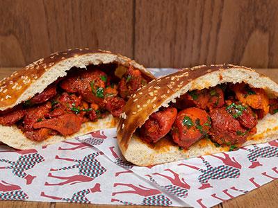 Tikka Sandwich