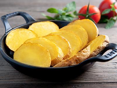 Potato In The Pan Platter