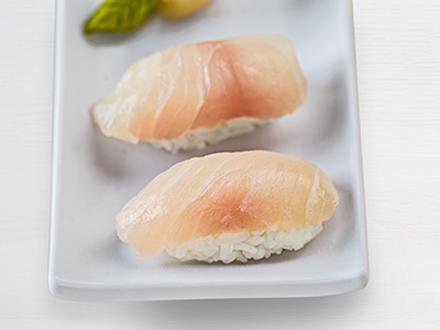 Sushi Red Snapper- Tai