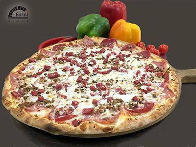Medium Meat Feast Pizza