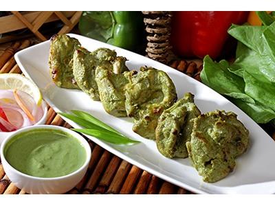 Murgh Kastoori Kabab