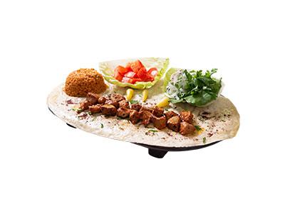 Shish Lamb Kebab Chops