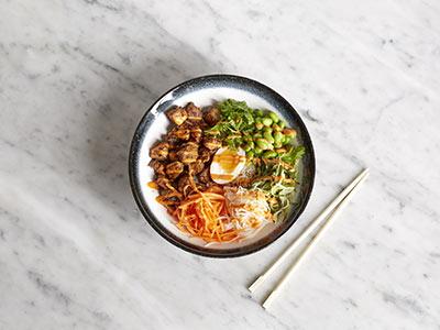 Spicy Tuna Kokoro Bowl