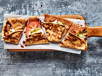 Soujouk Arouse Sandwich