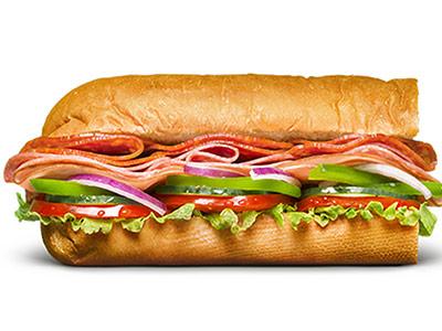 Italian Bmt 6 Inch Sandwich